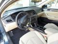Beige Interior Photo for 2017 Hyundai Sonata #116445196