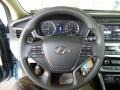 Beige Steering Wheel Photo for 2017 Hyundai Sonata #116445382