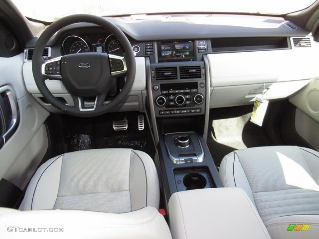 Cirrus Ebony Interior 2017 Land Rover Discovery Sport Hse Luxury Photo 116464351