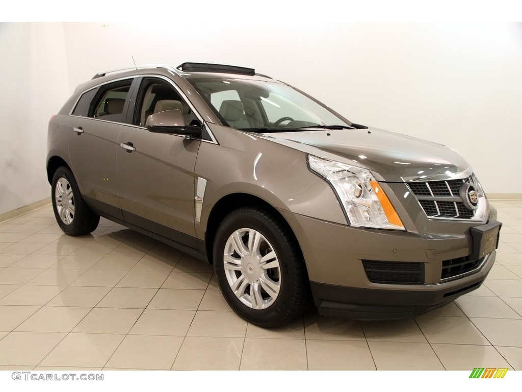 2012 Mocha Steel Metallic Cadillac Srx Luxury 116464219