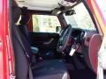 Black Interior Photo for 2017 Jeep Wrangler Unlimited #116473174