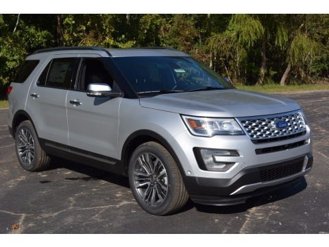 2017 Ford Explorer Platinum 4WD Data, Info and Specs