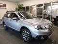 Ice Silver Metallic 2017 Subaru Outback 2.5i Limited