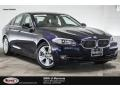 Imperial Blue Metallic 2013 BMW 5 Series 528i Sedan