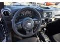 Black Dashboard Photo for 2017 Jeep Wrangler Unlimited #116484727