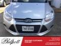 Ingot Silver 2014 Ford Focus SE Hatchback