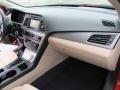 Beige Dashboard Photo for 2017 Hyundai Sonata #116496780