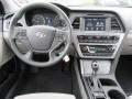 Gray Controls Photo for 2017 Hyundai Sonata #116497908