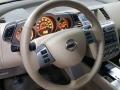2007 Midnight Blue Pearl Nissan Murano SL AWD  photo #27