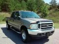 2002 Arizona Beige Metallic Ford F250 Super Duty XL Crew Cab 4x4  photo #4