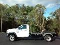 2017 5500 Tradesman Regular Cab Chassis Bright White