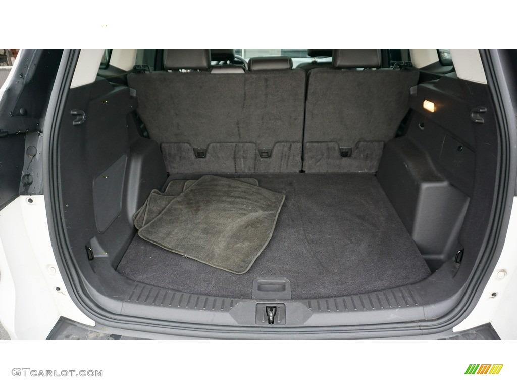 2014 Escape Titanium 2.0L EcoBoost 4WD - White Platinum / Charcoal Black photo #30