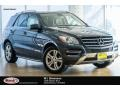 Steel Grey Metallic 2014 Mercedes-Benz ML 350