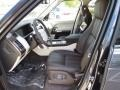 2016 Land Rover Range Rover Espresso/Ivory Interior Interior Photo