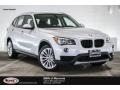 Glacier Silver Metallic 2013 BMW X1 sDrive 28i