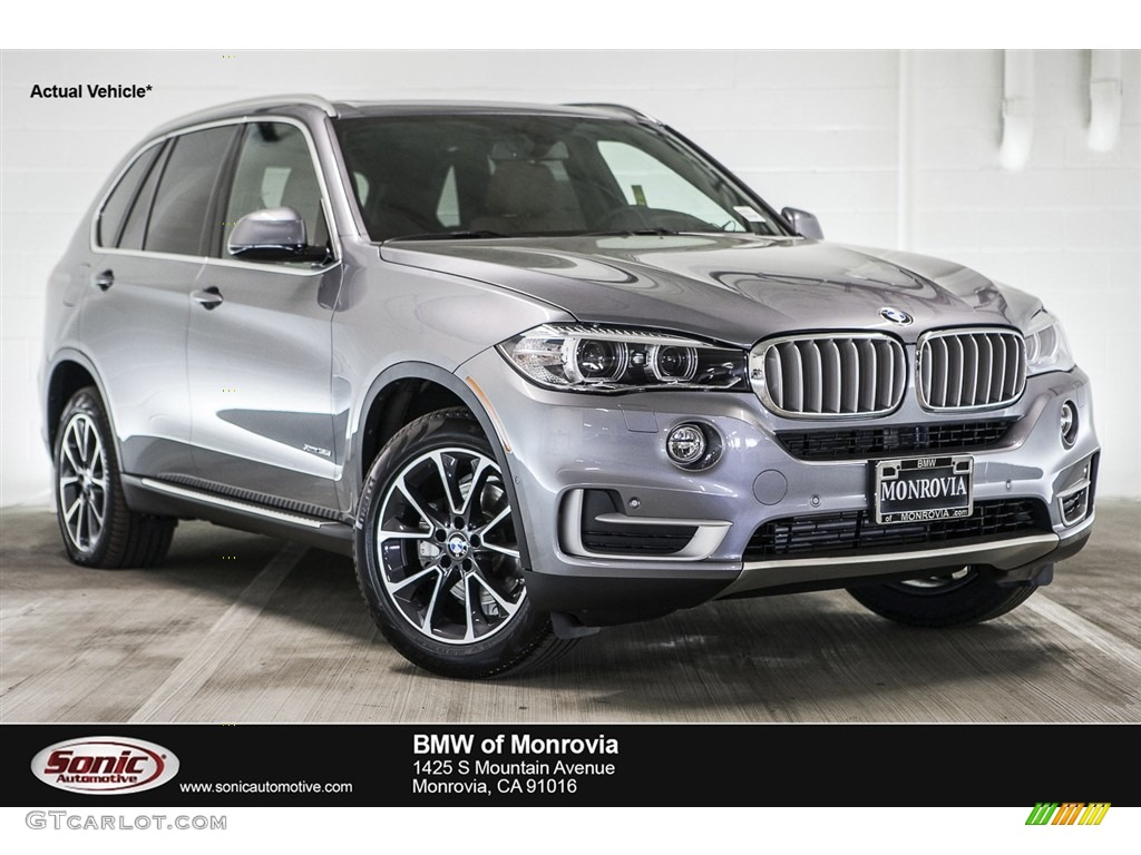 2017 space gray metallic bmw x5 xdrive35i 116538988 car color galleries. Black Bedroom Furniture Sets. Home Design Ideas