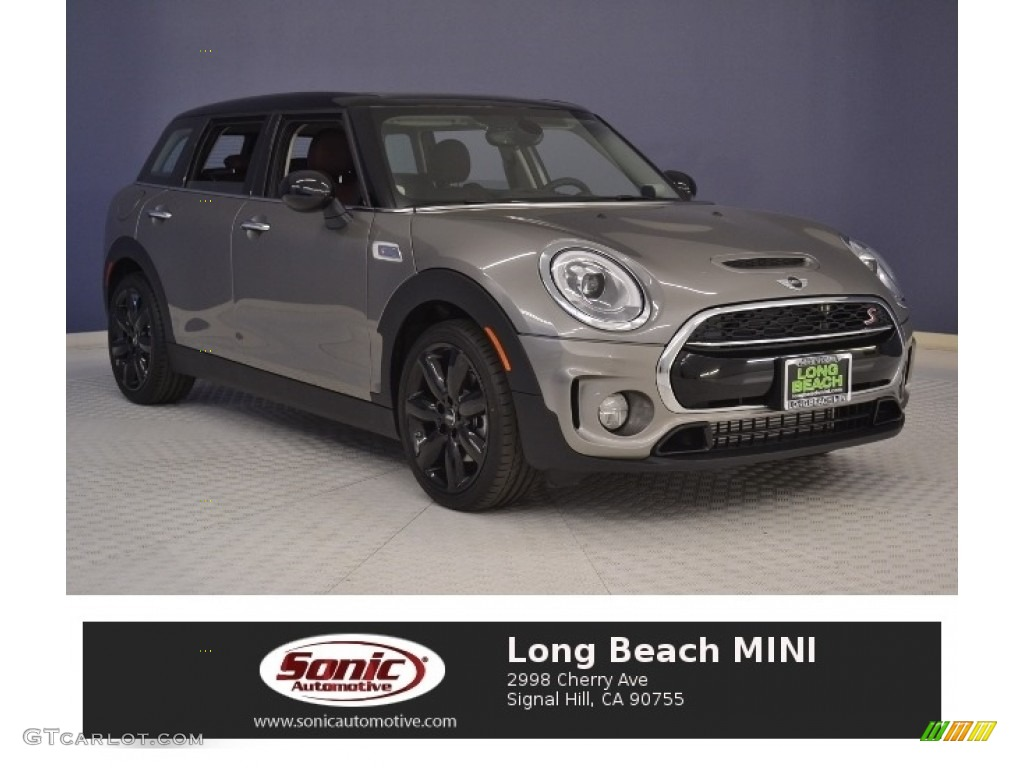 2017 Melting Silver Metallic Mini Clubman Cooper S 116551998