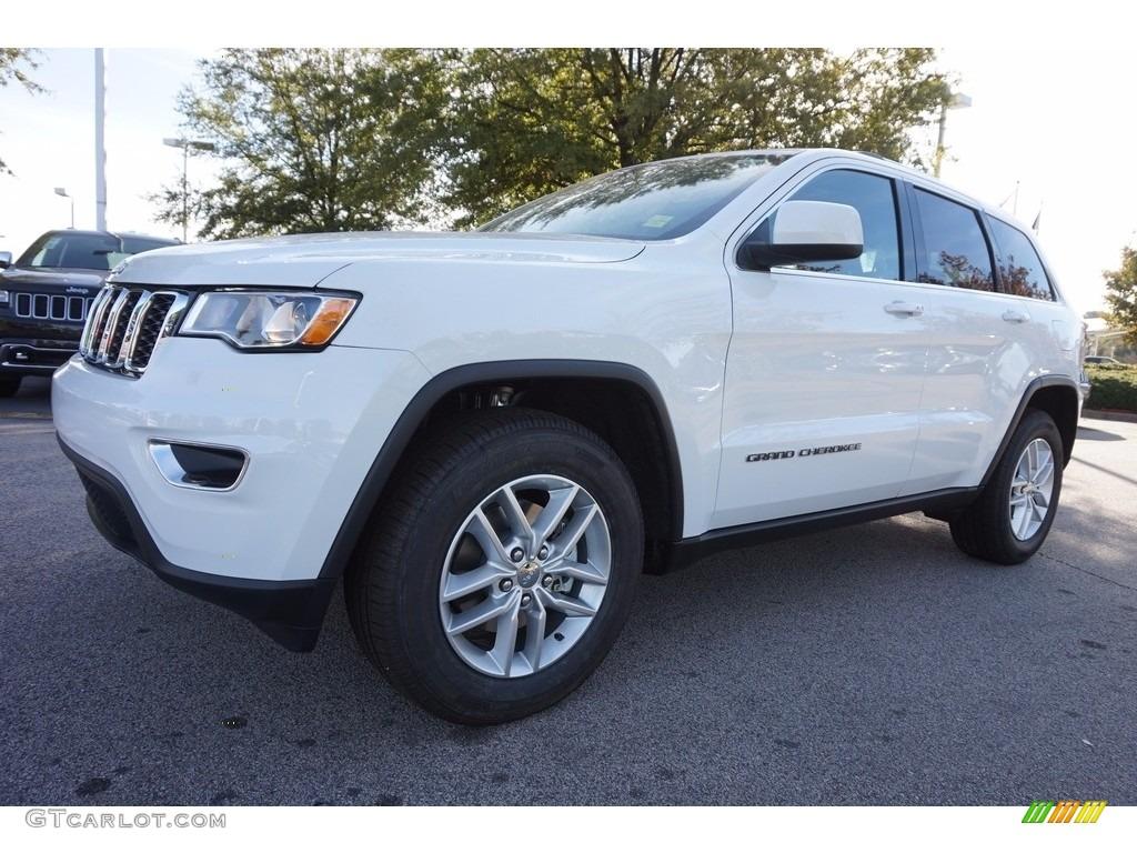 2017 bright white jeep grand cherokee laredo 116554326 photo 2 car color. Black Bedroom Furniture Sets. Home Design Ideas