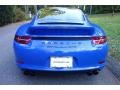 2016 Club Blau, Blue Paint to Sample Porsche 911 GTS Club Coupe  photo #5