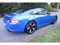 2016 Club Blau, Blue Paint to Sample Porsche 911 GTS Club Coupe  photo #6