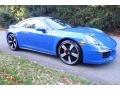 2016 Club Blau, Blue Paint to Sample Porsche 911 GTS Club Coupe  photo #8