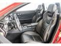 Front Seat of 2014 SLK 55 AMG Roadster