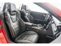 2014 SLK 55 AMG Roadster Black Interior