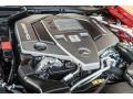 2014 SLK 55 AMG Roadster 5.5 Liter AMG GDI DOHC 32-Valve VVT V8 Engine