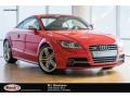 Misano Red Pearl Effect 2012 Audi TT S 2.0T quattro Coupe