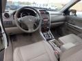 2008 Grand Vitara Luxury 4x4 Beige Interior