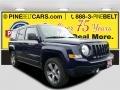 2017 True Blue Pearl Jeep Patriot High Altitude 4x4 #116633235