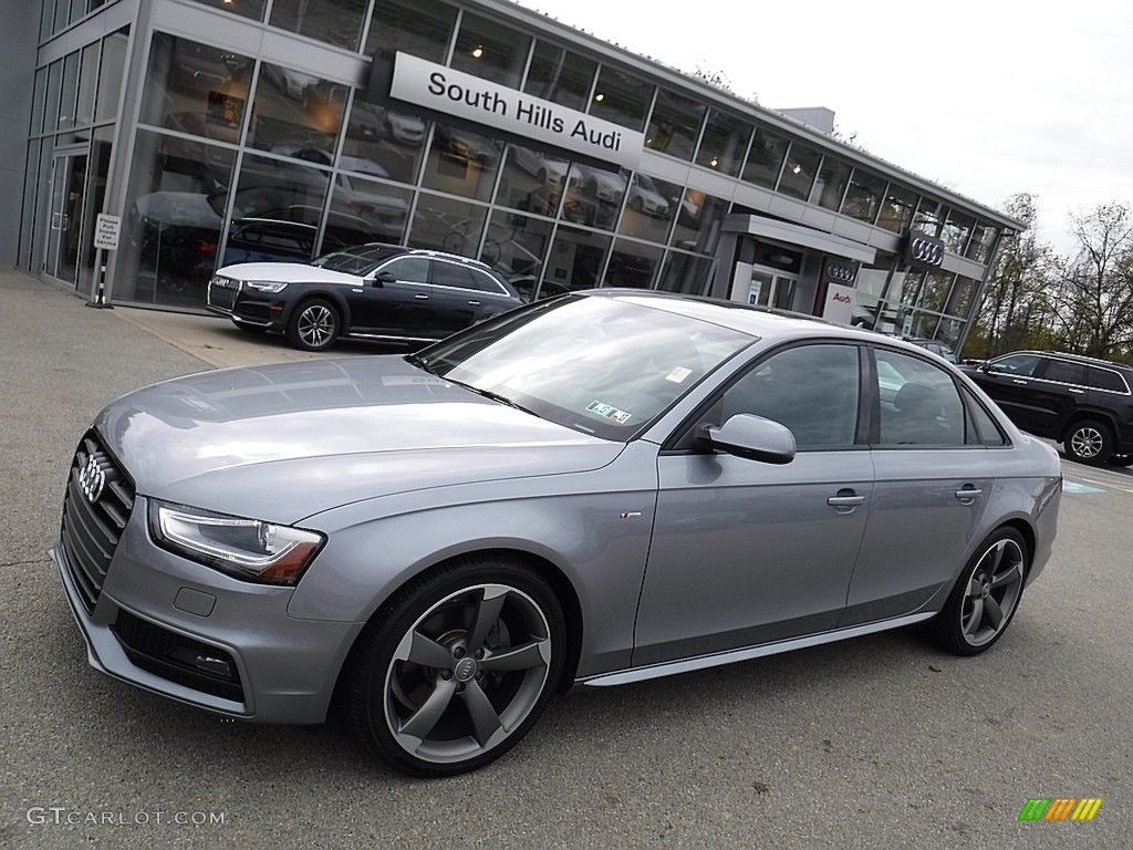 2015 Tornado Gray Metallic Audi A4 2 0t Premium Plus