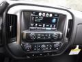Jet Black Controls Photo for 2017 Chevrolet Silverado 1500 #116645987