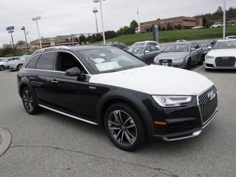 2017 audi a4 allroad 2 0t premium plus quattro data info and specs. Black Bedroom Furniture Sets. Home Design Ideas