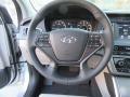 Gray Steering Wheel Photo for 2017 Hyundai Sonata #116657189