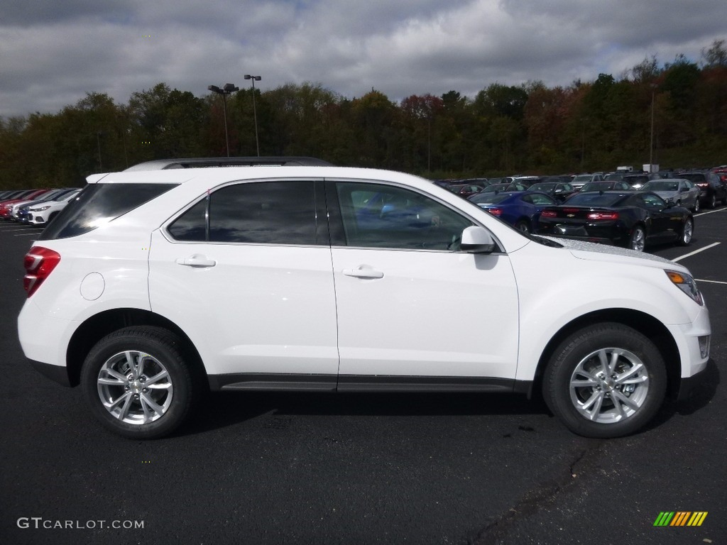 2017 summit white chevrolet equinox lt awd 116665551 photo 4 car color galleries. Black Bedroom Furniture Sets. Home Design Ideas