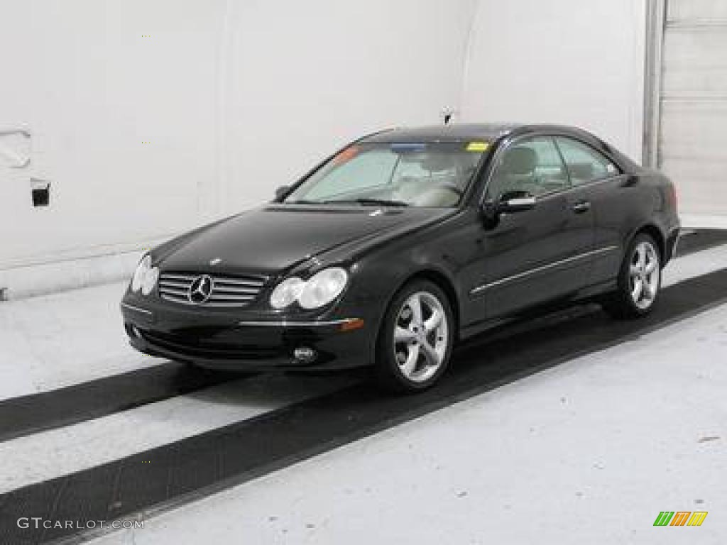 2005 black mercedes benz clk 320 coupe 1152665 gtcarlot for Mercedes benz clk 2005