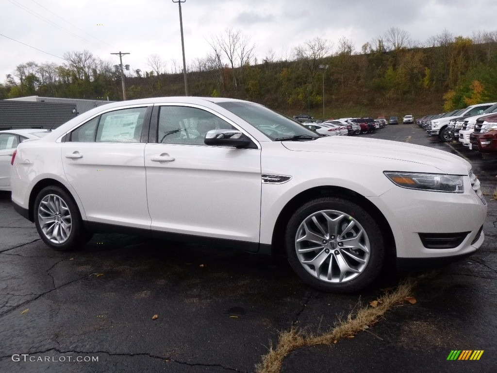 2016 white platinum ford taurus limited awd 116665466 car color galleries. Black Bedroom Furniture Sets. Home Design Ideas