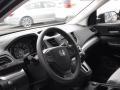 2015 Obsidian Blue Pearl Honda CR-V LX AWD  photo #13
