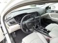 Gray Interior Photo for 2017 Hyundai Sonata #116687481