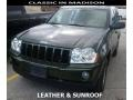 Jeep Green Metallic 2006 Jeep Grand Cherokee Laredo 4x4