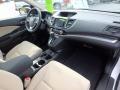 2015 White Diamond Pearl Honda CR-V EX AWD  photo #16