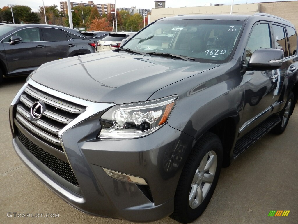 2017 Nebula Gray Pearl Lexus Gx 460 116706591 Car Color Galleries