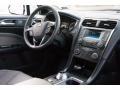 Dark Earth Grey Dashboard Photo for 2017 Ford Fusion #116725845