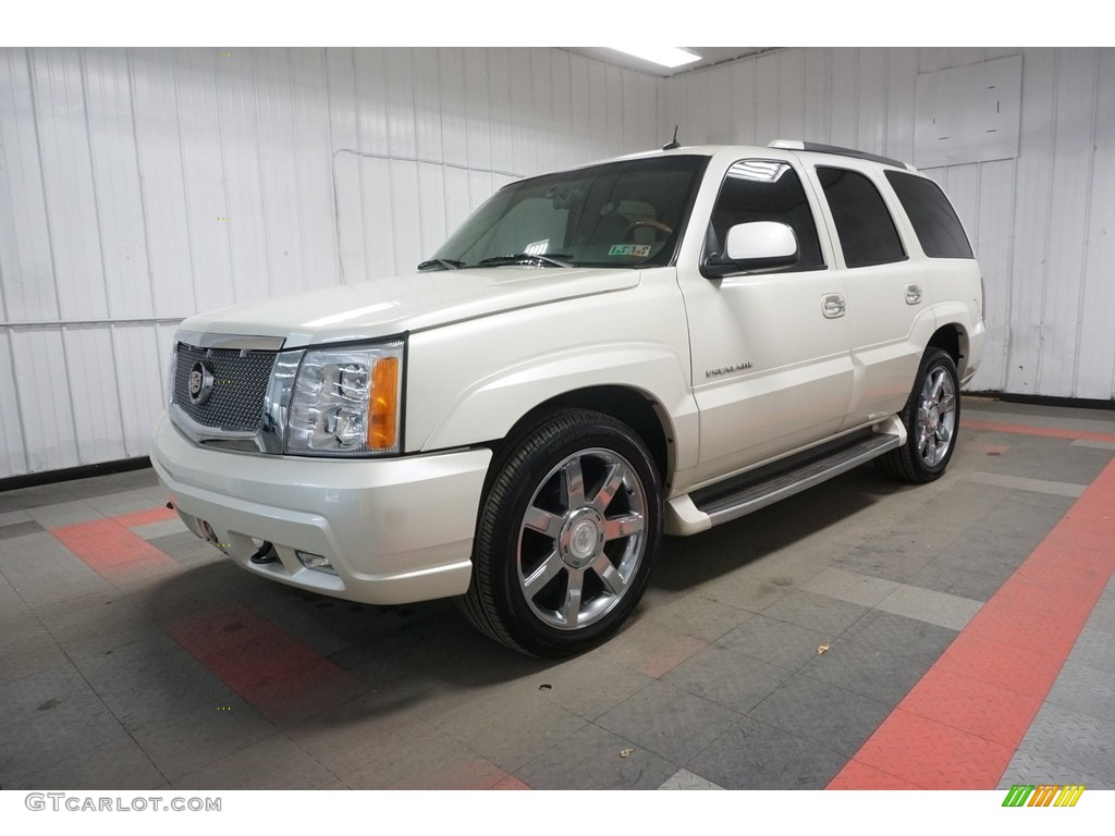 2002 white diamond cadillac escalade awd 116734369 car color galleries. Black Bedroom Furniture Sets. Home Design Ideas