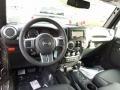 Black Interior Photo for 2017 Jeep Wrangler Unlimited #116743045