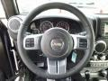 Black Steering Wheel Photo for 2017 Jeep Wrangler Unlimited #116743117