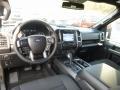 Black Interior Photo for 2017 Ford F150 #116758603