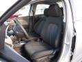 Jet Black/Dark Titanium 2017 Chevrolet Sonic Interiors