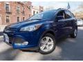 2016 Deep Impact Blue Metallic Ford Escape SE 4WD #116757536